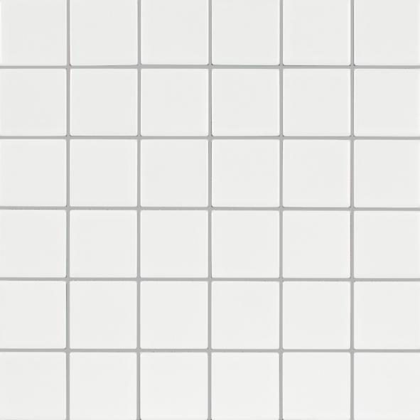 MOSAIK MT VIT MATT 4,8x4,8