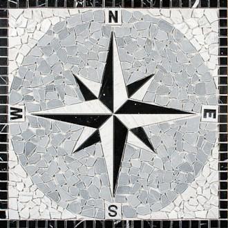 ROSONI WINDROSE NERO 66X66