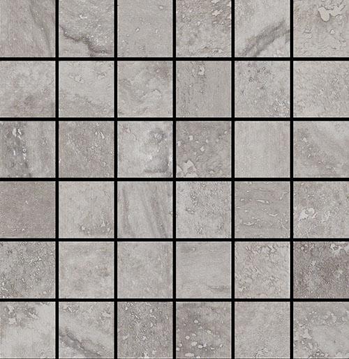 MOSAIK MARBLE GREY 5x5