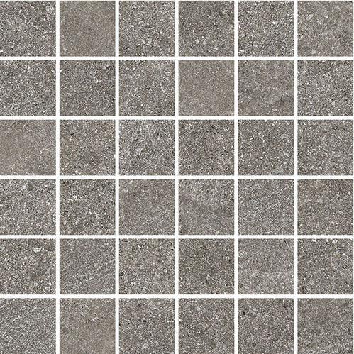 MOSAIK NORD STONE GREY 4,8x4,8