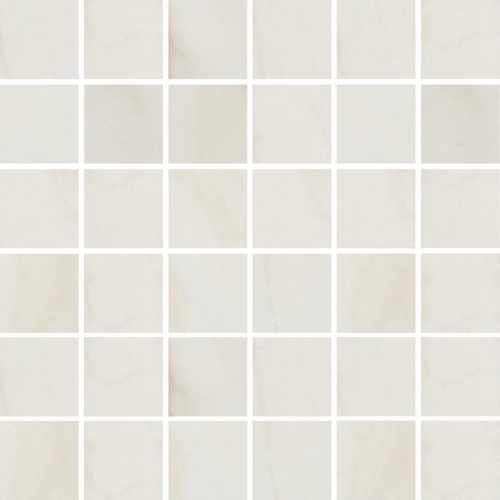 MOSAIK MARBLES BLANCO POL. 4,8x4,8