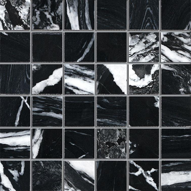 MOSAIK DELUXE BLACK POLERAD 4,8x4,8