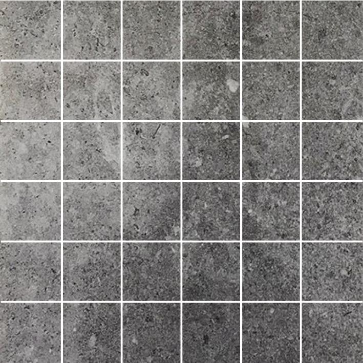 MOSAIK MATERIA GREY MATT 4,8x4,8