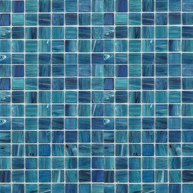 MOSAIK GOLDEN OCEAN BLUE 2X2