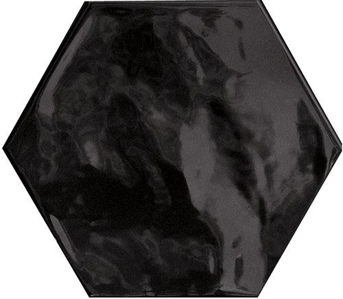 HEXA WALL BLACK SWAN GLOSSY 17,3x15
