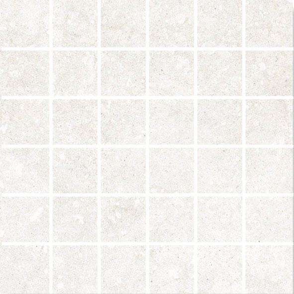 MOSAIK SHELLSTONE EXTRA WHITE 4,7x4,7