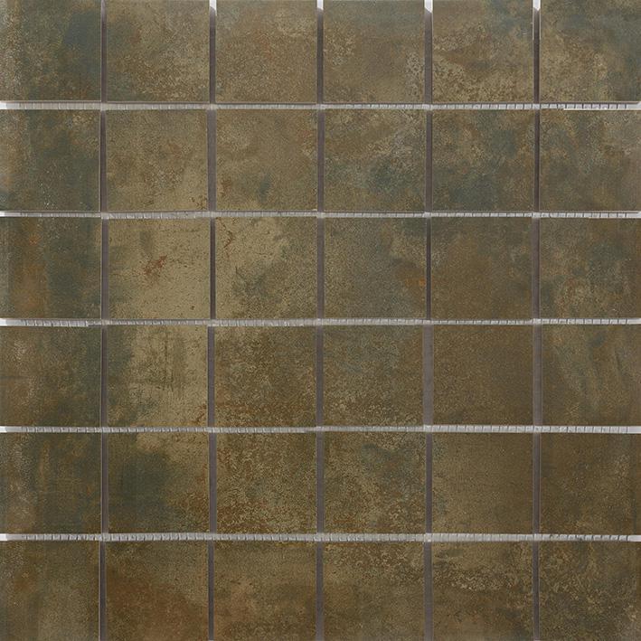 MOSAIK METALLIQUE COPPER LAPP. 4,8x4,8