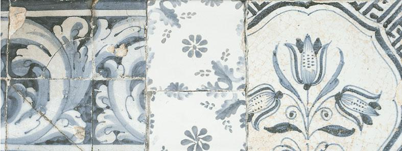 ANTIQUE DECOR GREY 25x66,6