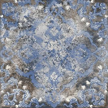 MAIOLICHE BLUE 5, 20x20