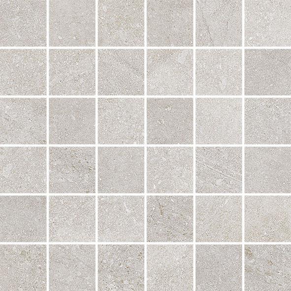 MOSAIK ROCKFORD WHITE 4,8x4,8