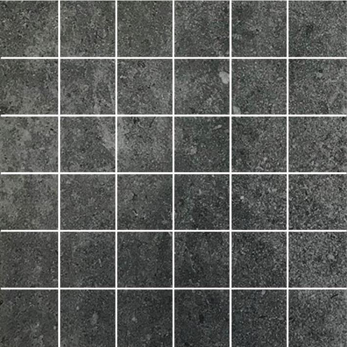 MOSAIK MATERIA GRAFIT MATT 4,8x4,8