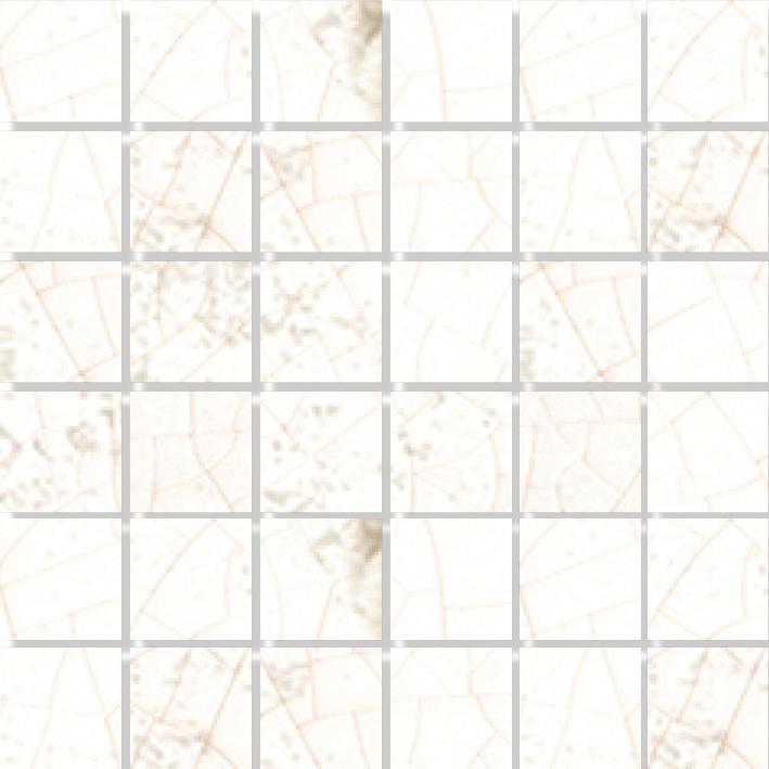 MOSAIK GRAFTON PEARL WHITE 4,7x4,7