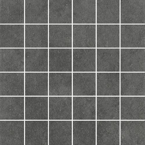 MOSAIK ART DARK GREY 4,8x4,8