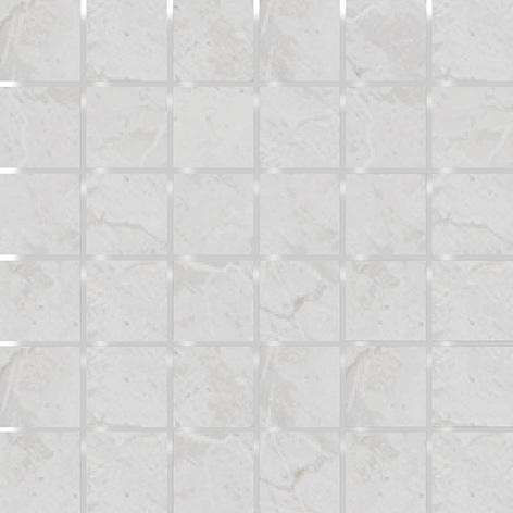 MOSAIK BELMARBLE WHITE MATT 4,8x4,8