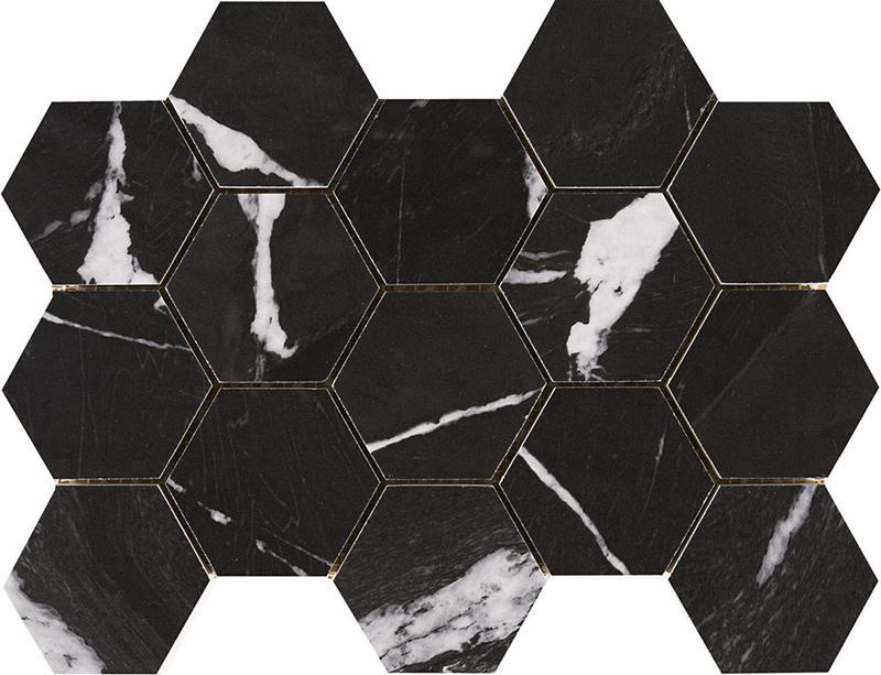 DELUXE HEXA BLACK POLERAD 7x8,2