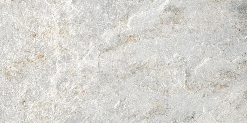 ROCKS SILVER WHITE RECT. 30x60