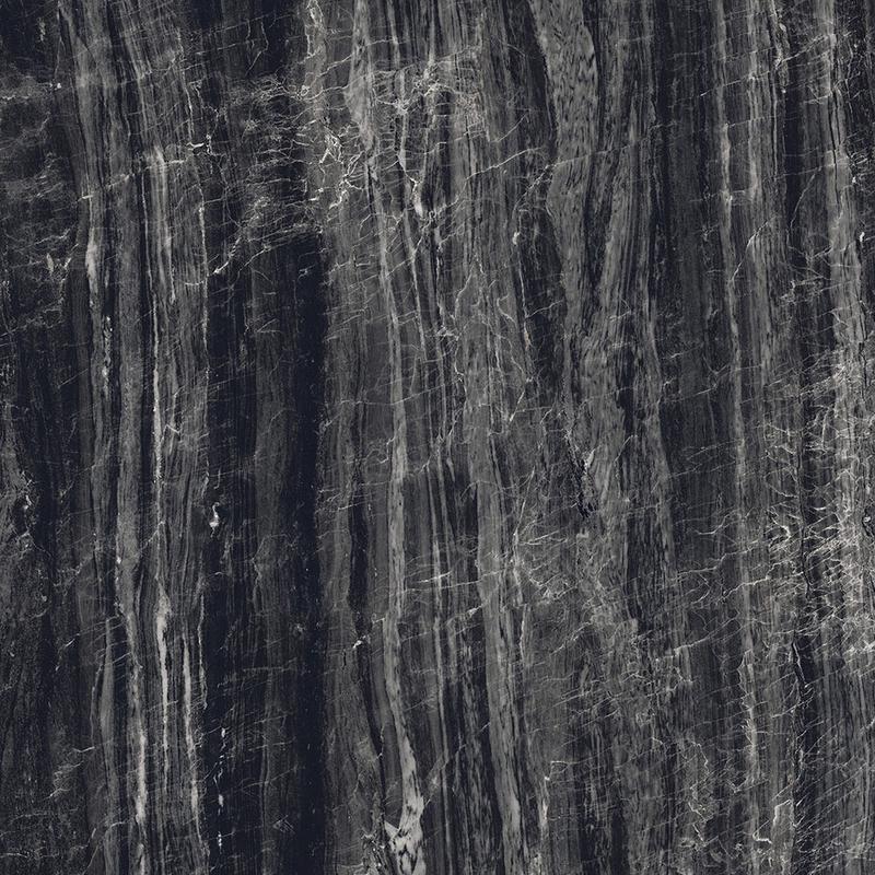 LUX MARBLE BLACK POLERAD RECT 60x60