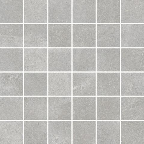 MOSAIK KLINT LIGHT GREY 4,8x4,8