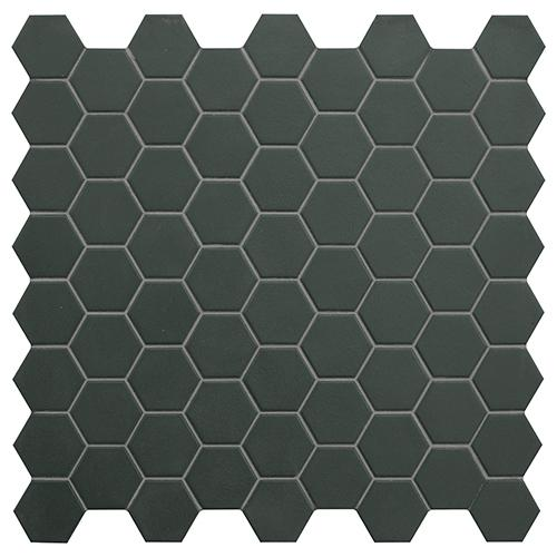 MOSAIK HEXA GREEN ECHO MATT 4,3x3,8