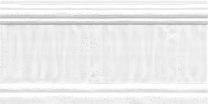 CRAYONS SOCKEL WHITE GLOSSY 15x30