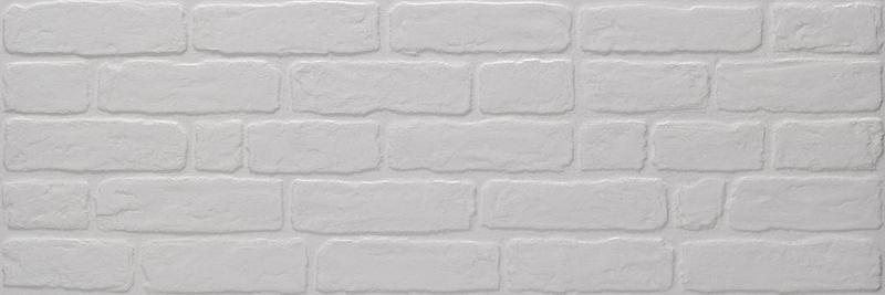 WALLBRICK WHITE RECT 30x90