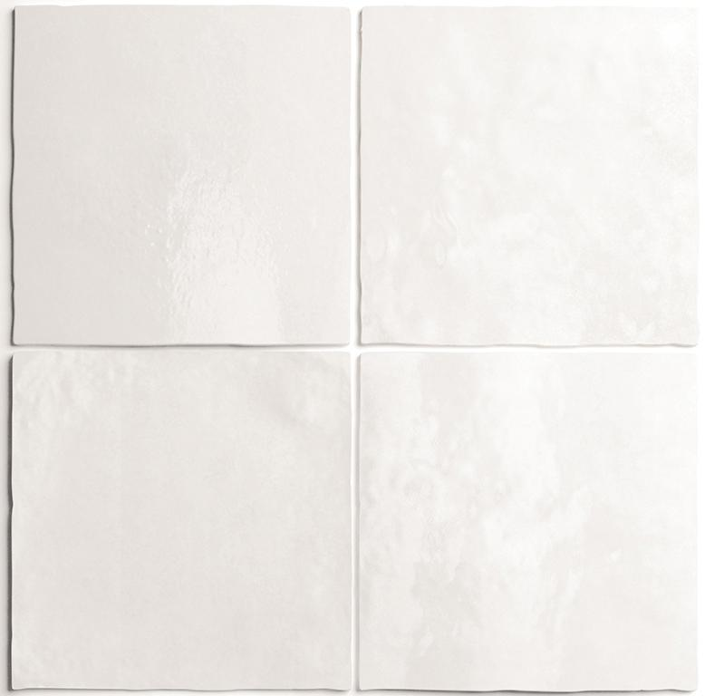 ARTISAN WHITE GLOSS 13,2X13,2