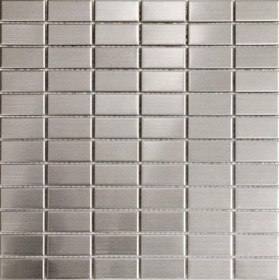 MOSAIK SLICK ROSTFRI 2,3x4,8