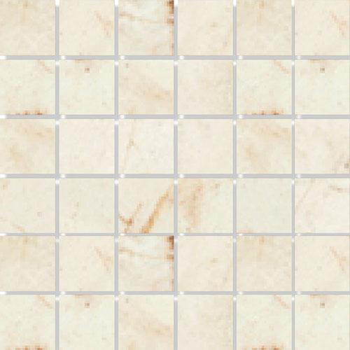 MOSAIK LOFT FLOOR OHIO WHITE 4,7x4,7
