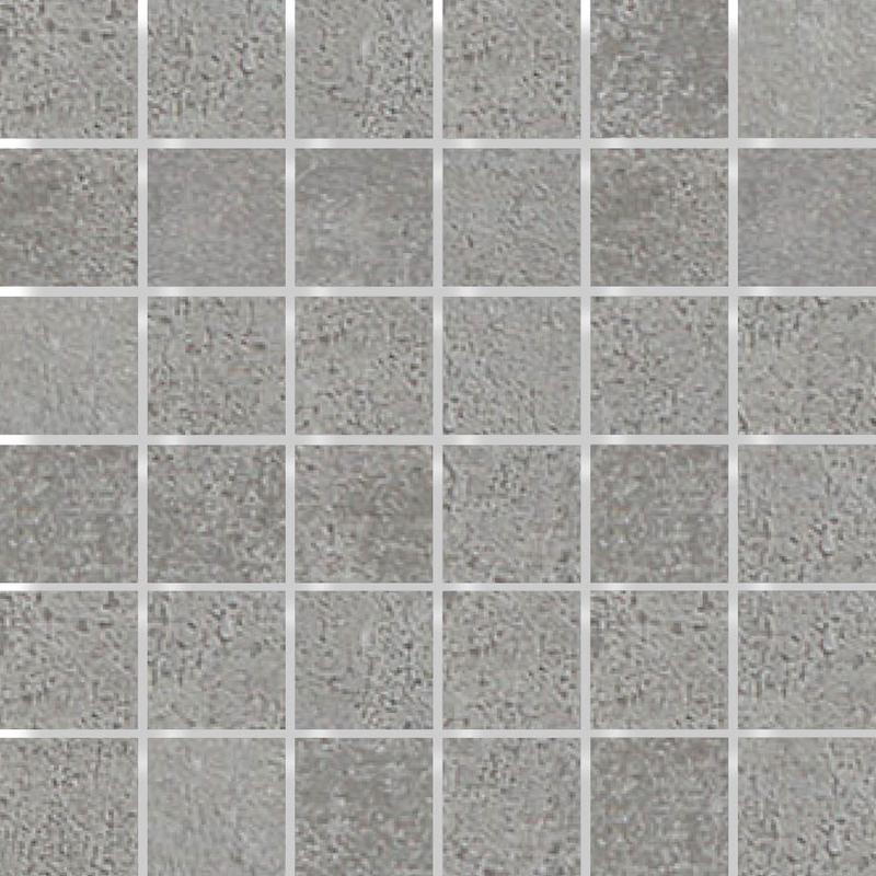 MOSAIK CONCRETE GREY 4,8x4,8