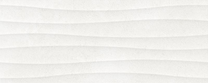 CREEK WALL BIANCO STRUKTUR 3D 20x50