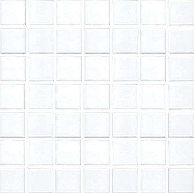 MOSAIK MT VITBLANK 61102.5X2.5