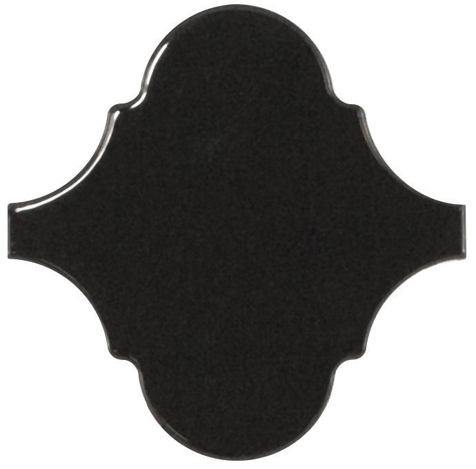SCALE ALHAMBRA BLACK 12X12
