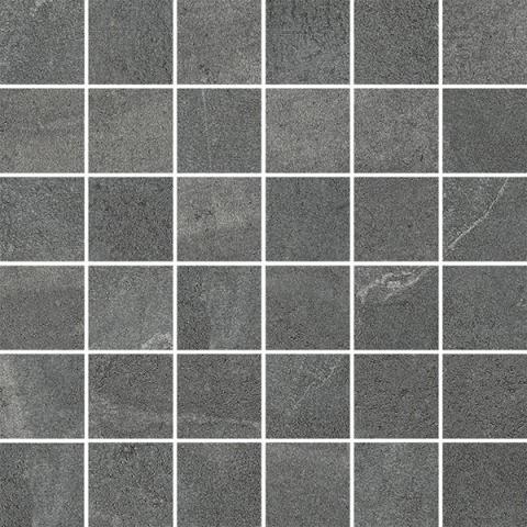 MOSAIK KLINT ANTHRACIT 4,8x4,8
