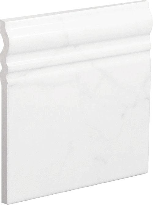 CARRARA SKIRTING GLOSS 15X15*