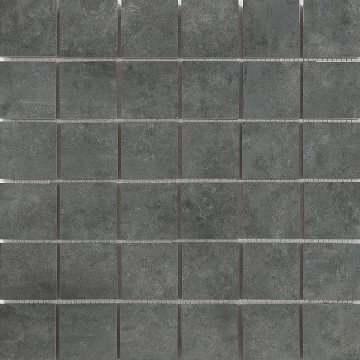 MOSAIK METALLIQUE IRON LAPP. 4,8x4,8