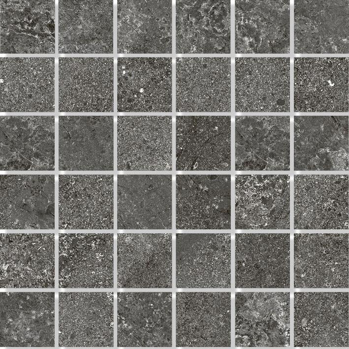MOSAIK NATURE GRAFITE 4,8x4,8