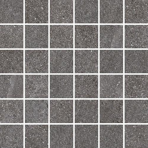 MOSAIK NORD STONE ANTRACITE 4,8x4,8