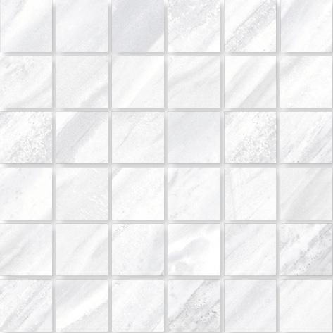 MOSAIK LUX MARBLE WHITE POL. 4,7x4,7