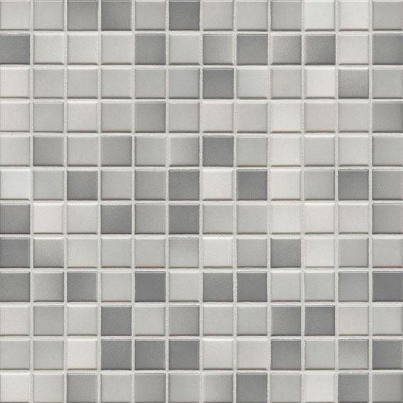 MOSAIK FRESH LIGHT GREY MIX 2,4x2,4