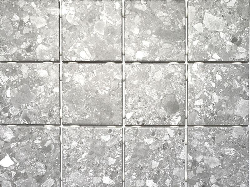 VOLCANO GREY MATT 9,7x9,7