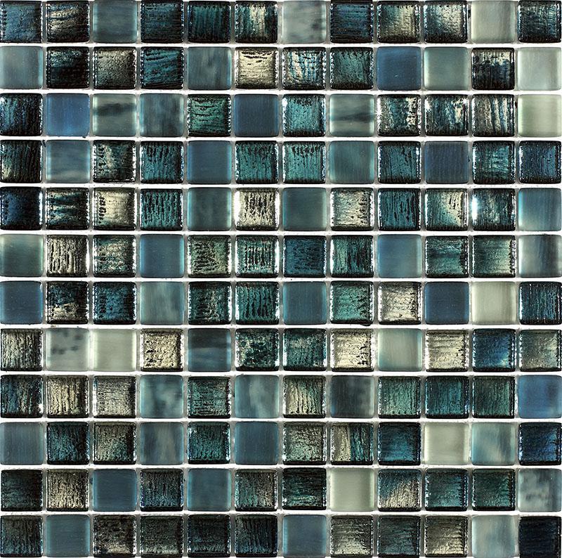 MOSAIK GLAS BLUE 2,3x2,3