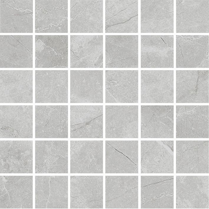 MOSAIK LUX ARCTIC GREY POL. 4,7x4,7