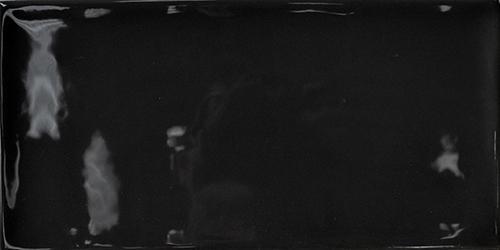 ARTBRICK BLACK GLOSSY 10x20