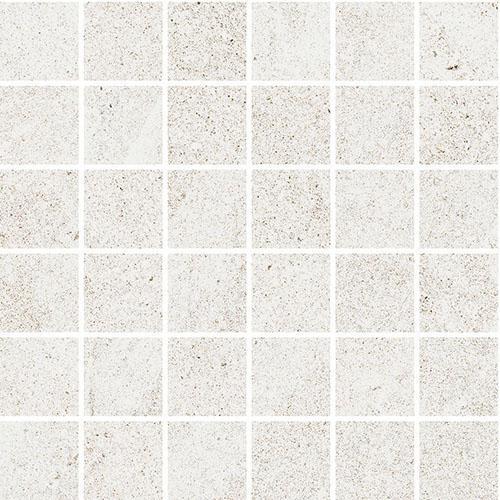 MOSAIK NORD STONE WHITE 4,8x4,8