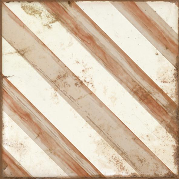 LOFT FLOOR STRIPE NATURAL 20x20