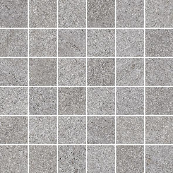 MOSAIK ROCKFORD GREY 4,8x4,8