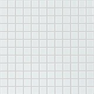 MOSAIK GLAS 99 VIT 23X23X4