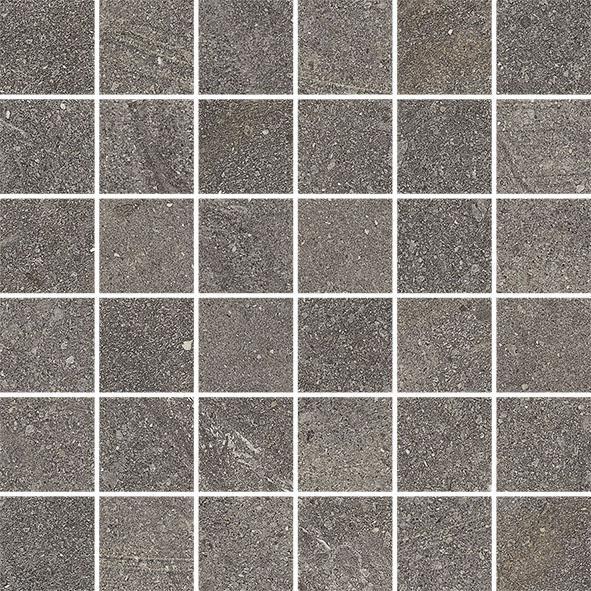 MOSAIK ROCKFORD BROWN 4,8x4,8