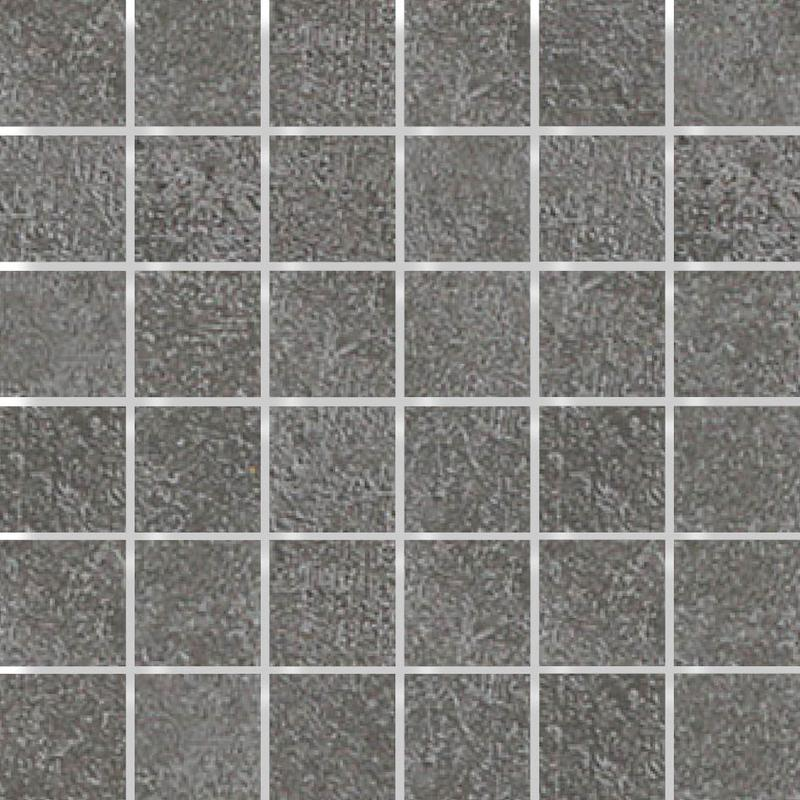 MOSAIK CONCRETE DARK GREY 4,8x4,8