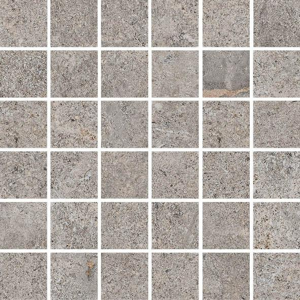 MOSAIK STONE VALLEY GREY 4,8x4,8